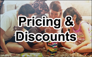 Infini at East Cost Pricing-&-Discounts
